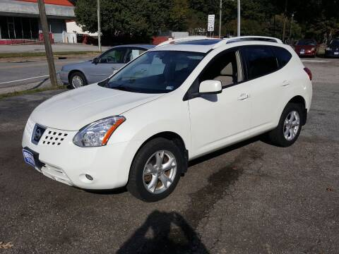 2009 Nissan Rogue for sale at Premier Auto Sales Inc. in Newport News VA