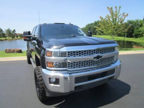 2019 Chevrolet Silverado 2500HD for sale at Oklahoma Trucks Direct in Norman OK