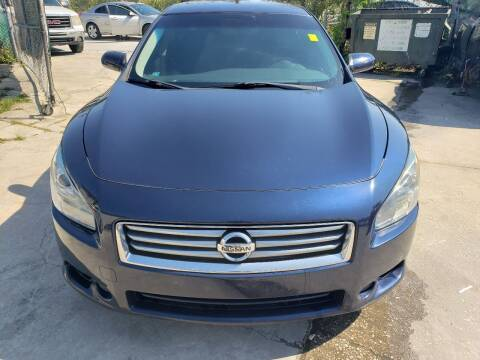 2013 Nissan Maxima for sale at Track One Auto Sales in Orlando FL