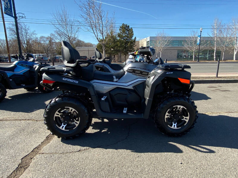 2020 CF Moto CForce 600 Touring for sale at Power Edge Motorsports- Millers Economy Auto in Redmond OR