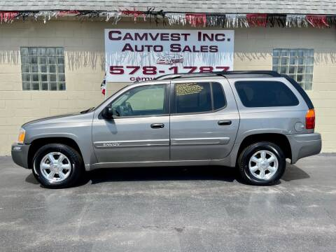 2005 GMC Envoy XL for sale at Camvest Inc. Auto Sales in Depew NY