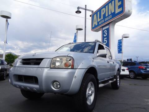 2001 Nissan Frontier for sale at Alpine Auto Sales in Salt Lake City UT