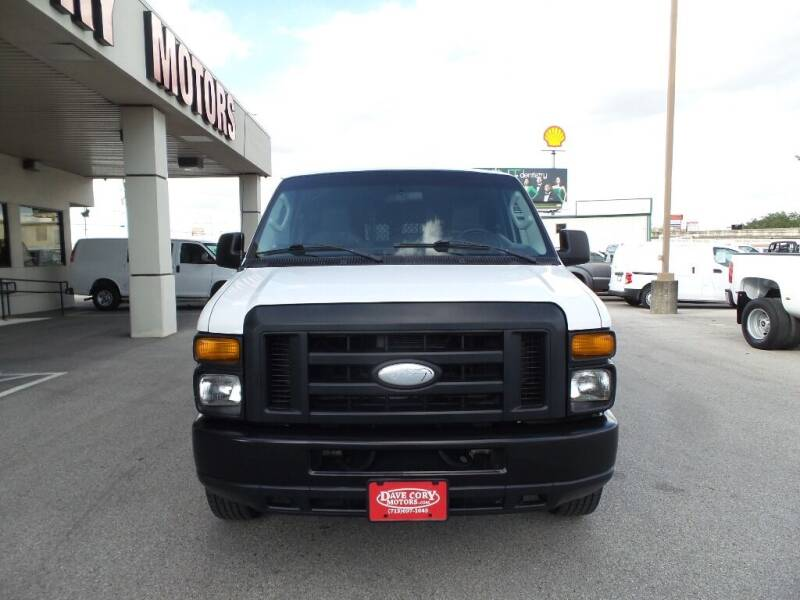 2014 Ford E-Series Cargo E-250 3dr Extended Cargo Van - Houston TX