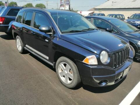 2010 Jeep Compass for sale at KRIS RADIO QUALITY KARS INC in Mansfield OH