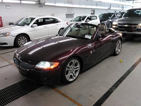 2003 BMW Z4 for sale at Cj king of car loans/JJ's Best Auto Sales in Troy MI
