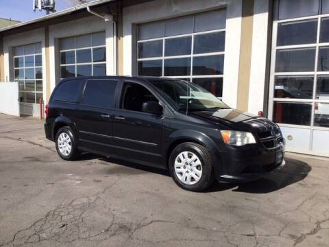 2014 Dodge Grand Caravan for sale at Orem Auto Outlet in Orem UT