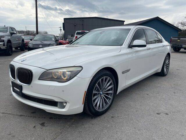 2011 BMW 7 Series for sale at Southern Auto Exchange in Smyrna TN