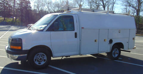 2012 GMC Savana Cutaway for sale at Lakewood Auto in Waterbury CT