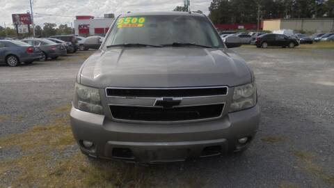 2007 Chevrolet Tahoe for sale at Auto Mart - Moncks Corner in Moncks Corner SC