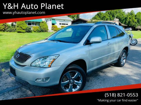 2007 Lexus RX 350 for sale at Y&H Auto Planet in West Sand Lake NY