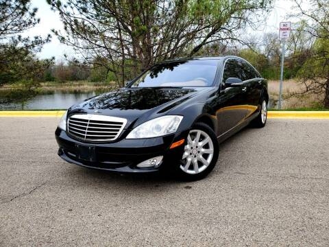 2008 Mercedes-Benz S-Class for sale at Excalibur Auto Sales in Palatine IL