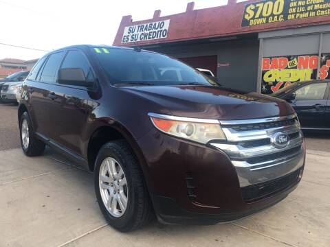 2011 Ford Edge for sale at Sunday Car Company LLC in Phoenix AZ