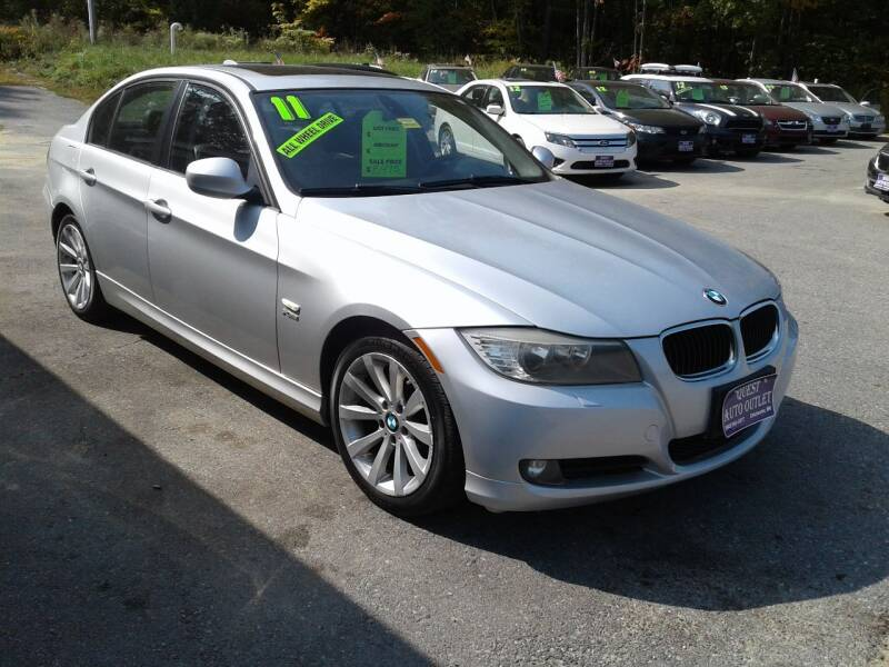 2011 BMW 3 Series for sale at Quest Auto Outlet in Chichester NH