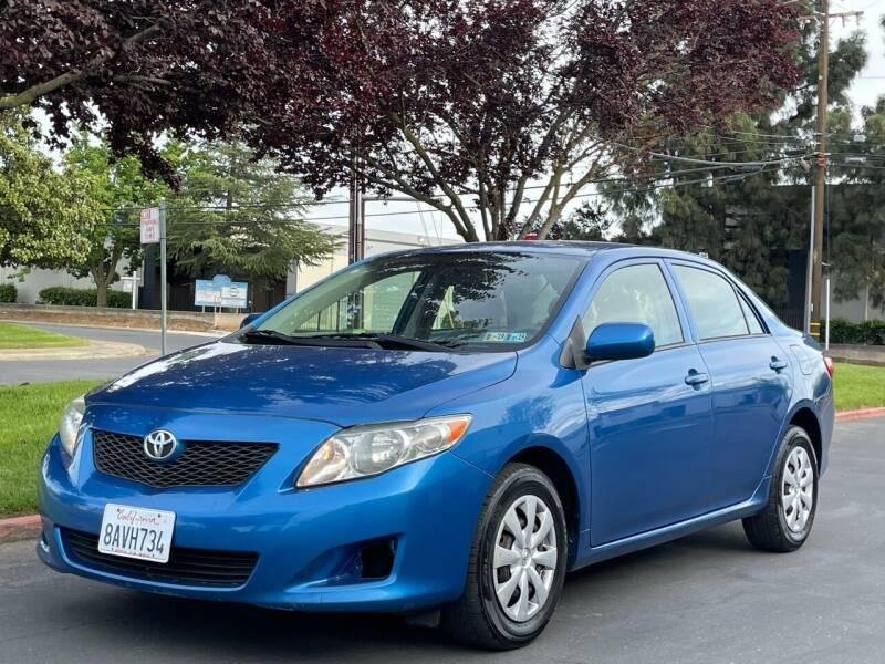 2010 Toyota Corolla for sale at AutoAffari LLC in Sacramento CA