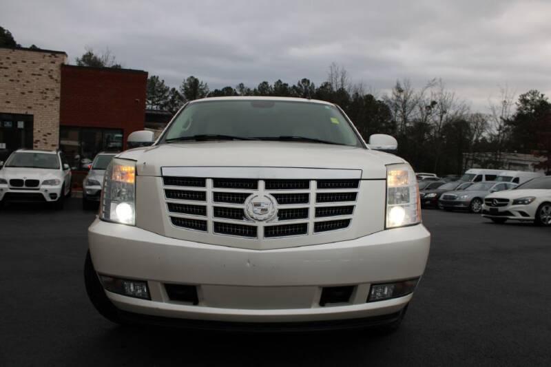 2007 Cadillac Escalade for sale at Atlanta Unique Auto Sales in Norcross GA