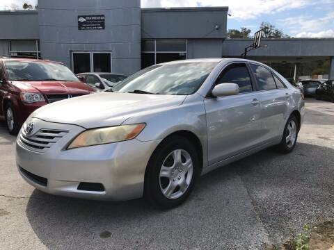 2007 Toyota Camry for sale at Popular Imports Auto Sales in Gainesville FL