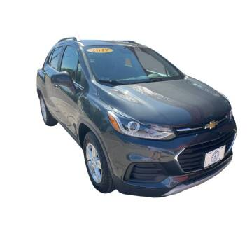 2017 Chevrolet Trax for sale at Averys Auto Group in Lapeer MI