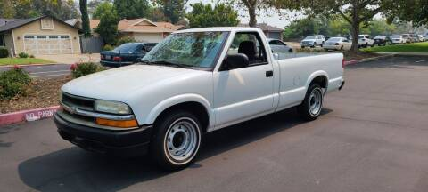 2003 Chevrolet S-10 for sale at Cars R Us in Rocklin CA