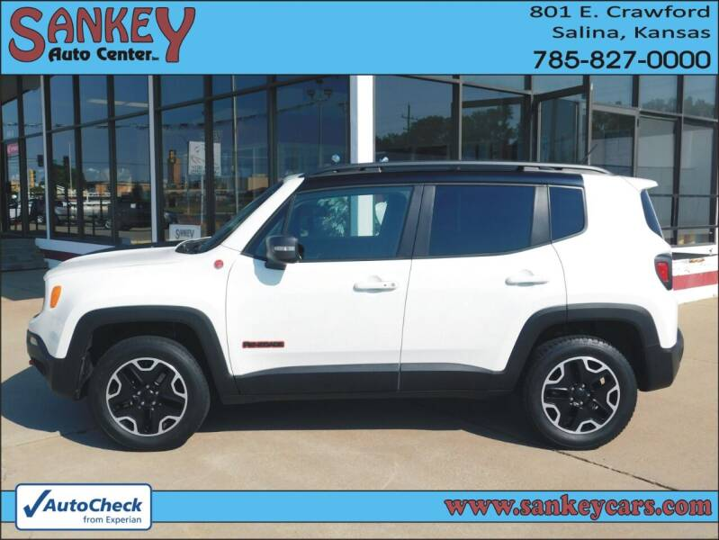 2016 Jeep Renegade for sale at Sankey Auto Center, Inc in Salina KS