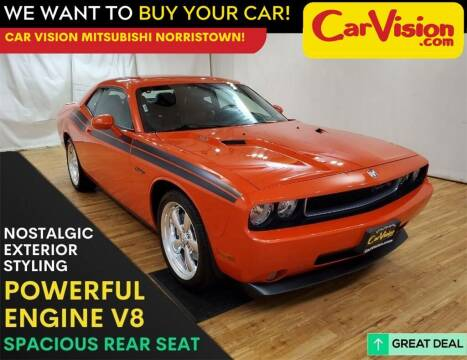 2010 Dodge Challenger for sale at Car Vision Mitsubishi Norristown in Trooper PA