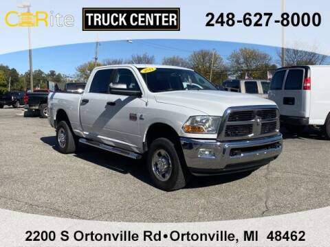 2012 RAM Ram Pickup 3500 for sale at Carite Truck Center in Ortonville MI