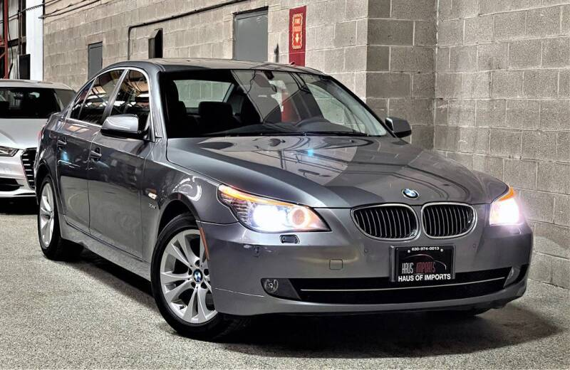 2010 BMW 5 Series for sale at Haus of Imports in Lemont IL