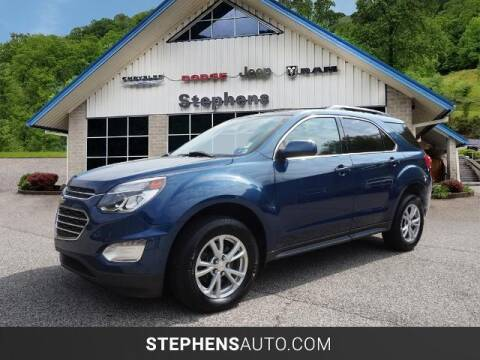 2017 Chevrolet Equinox for sale at Stephens Auto Center of Beckley in Beckley WV