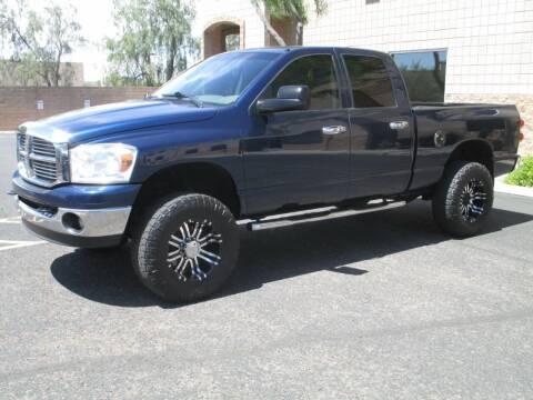 2008 Dodge Ram Pickup 2500 for sale at COPPER STATE MOTORSPORTS in Phoenix AZ