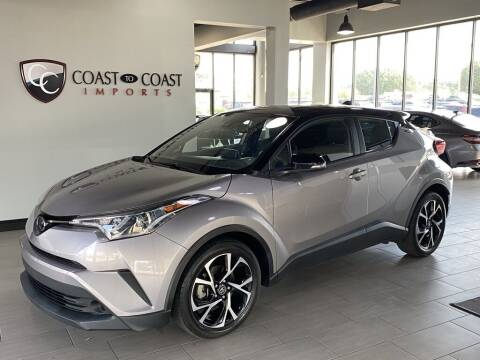 2019 Toyota C-HR for sale at Coast to Coast Imports in Fishers IN