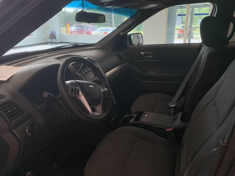 2015 Ford Explorer AWD Police Interceptor 4dr SUV - Phillipston MA