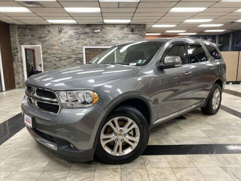 2011 Dodge Durango for sale at Sonias Auto Sales in Worcester MA