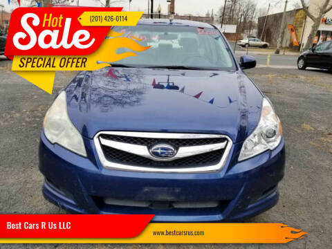 2010 Subaru Legacy for sale at Best Cars R Us LLC in Irvington NJ