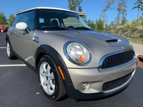 2008 MINI Cooper for sale at LA 12 Motors in Durham NC