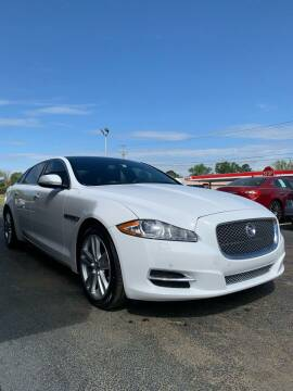 2013 Jaguar XJL for sale at City to City Auto Sales in Richmond VA