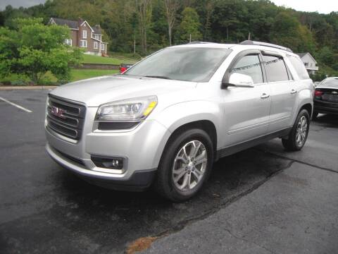 2014 GMC Acadia for sale at 1-2-3 AUTO SALES, LLC in Branchville NJ