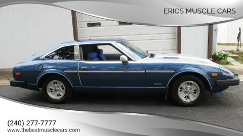 1979 Datsun 280ZX for sale at Erics Muscle Cars in Clarksburg MD