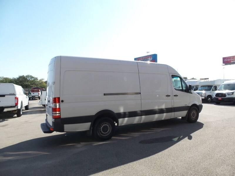2013 Mercedes-Benz Sprinter Cargo 2500 3dr 170 in. WB High Roof Extended Cargo Van - Houston TX