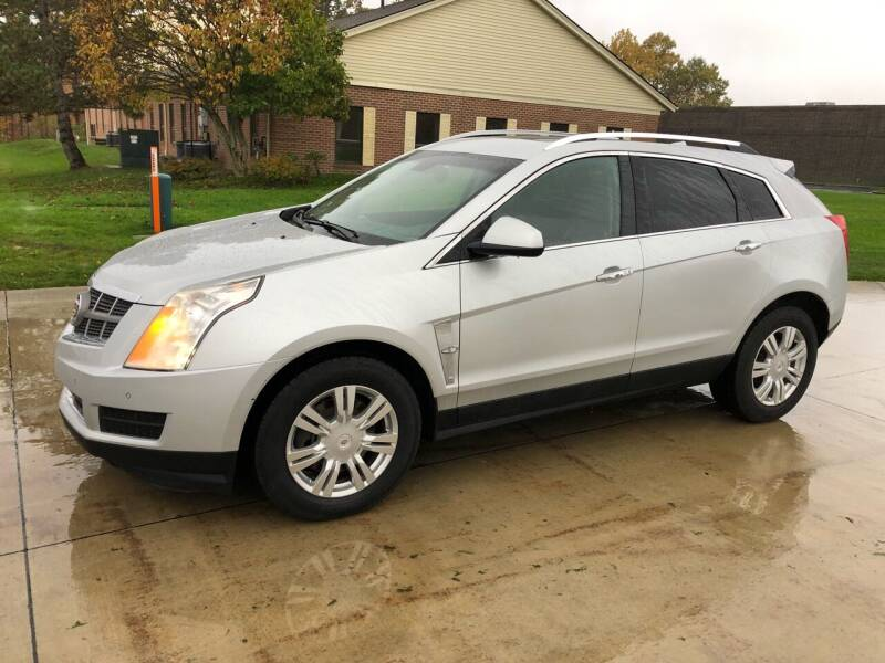 2012 Cadillac SRX for sale at Renaissance Auto Network in Warrensville Heights OH