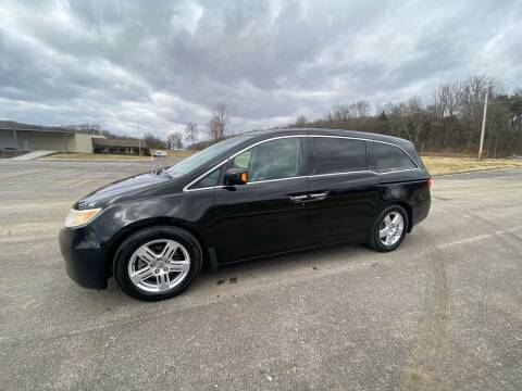 2011 Honda Odyssey for sale at Tennessee Valley Wholesale Autos LLC in Huntsville AL