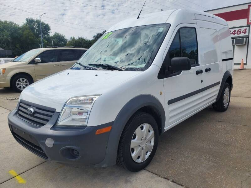 2012 Ford Transit Connect for sale at Quallys Auto Sales in Olathe KS