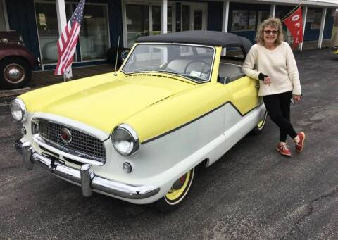 1956 Nash Metropolitan for sale at AB Classics in Malone NY