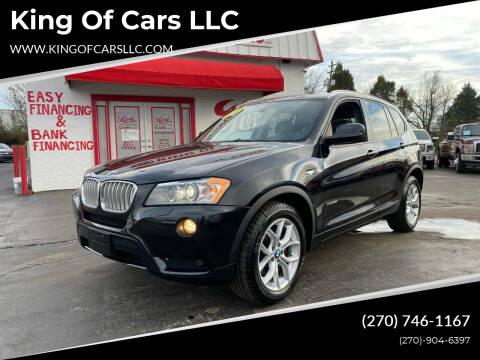2014 BMW X3 for sale at King of Cars LLC in Bowling Green KY