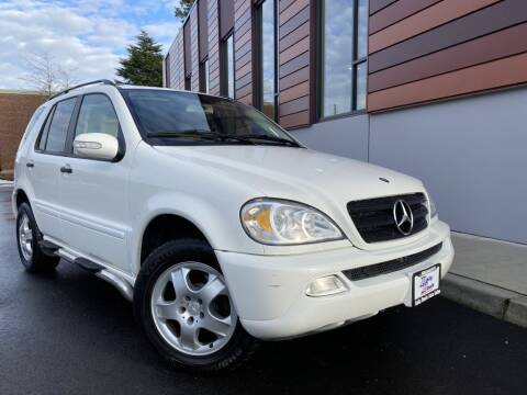 2002 Mercedes-Benz M-Class for sale at DAILY DEALS AUTO SALES in Seattle WA