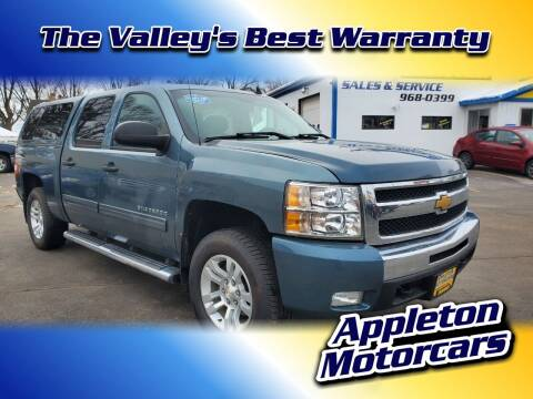 2011 Chevrolet Silverado 1500 for sale at Appleton Motorcars Sales & Service in Appleton WI