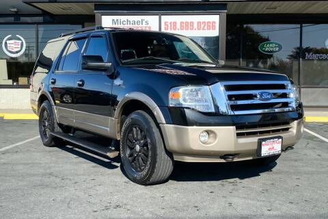 2012 Ford Expedition for sale at Michaels Auto Plaza in East Greenbush NY