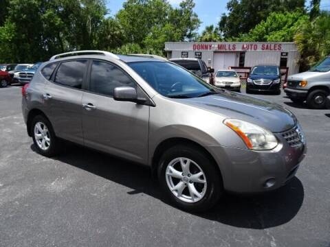 2010 Nissan Rogue for sale at DONNY MILLS AUTO SALES in Largo FL