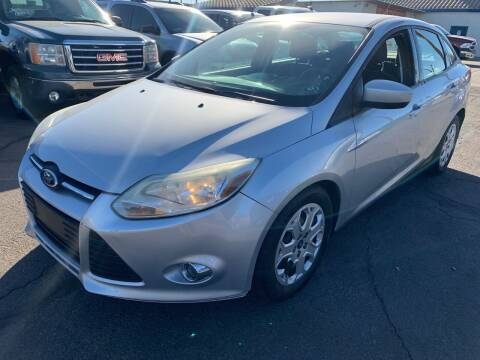 2012 Ford Focus for sale at Town and Country Motors in Mesa AZ