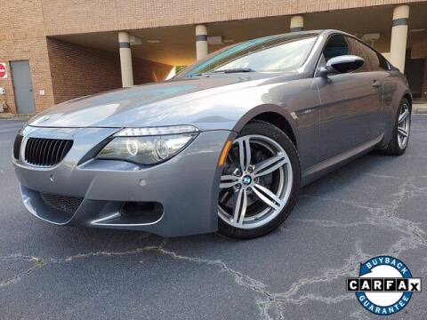 2008 BMW M6 for sale at Carma Auto Group in Duluth GA