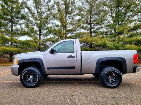 2008 Chevrolet Silverado 1500 for sale at Finish Line Auto Sales Inc. in Lapeer MI