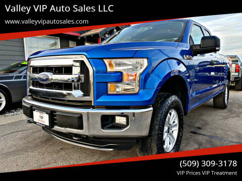 2015 Ford F-150 for sale at Valley VIP Auto Sales LLC in Spokane Valley WA